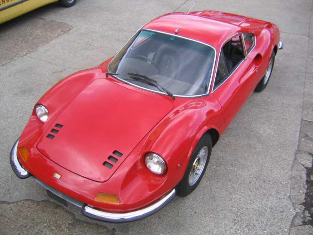 1972 Dino 246 GT