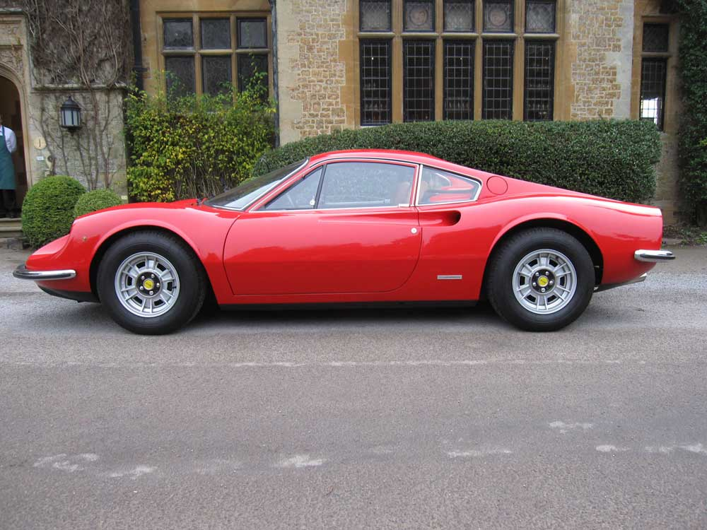 1973 Dino Ferrari 246 GT-SOLD-ANOTHER REQUIRED