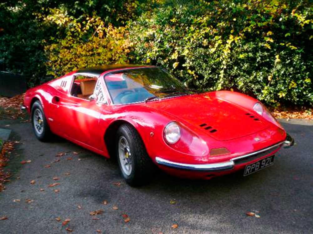 1973 246 GTS-�99,990