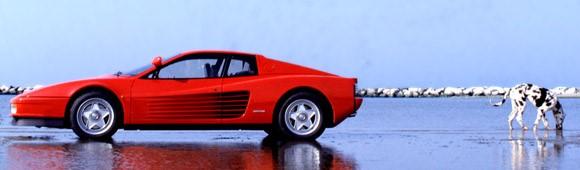 1985 Testarossa-19,000 miles