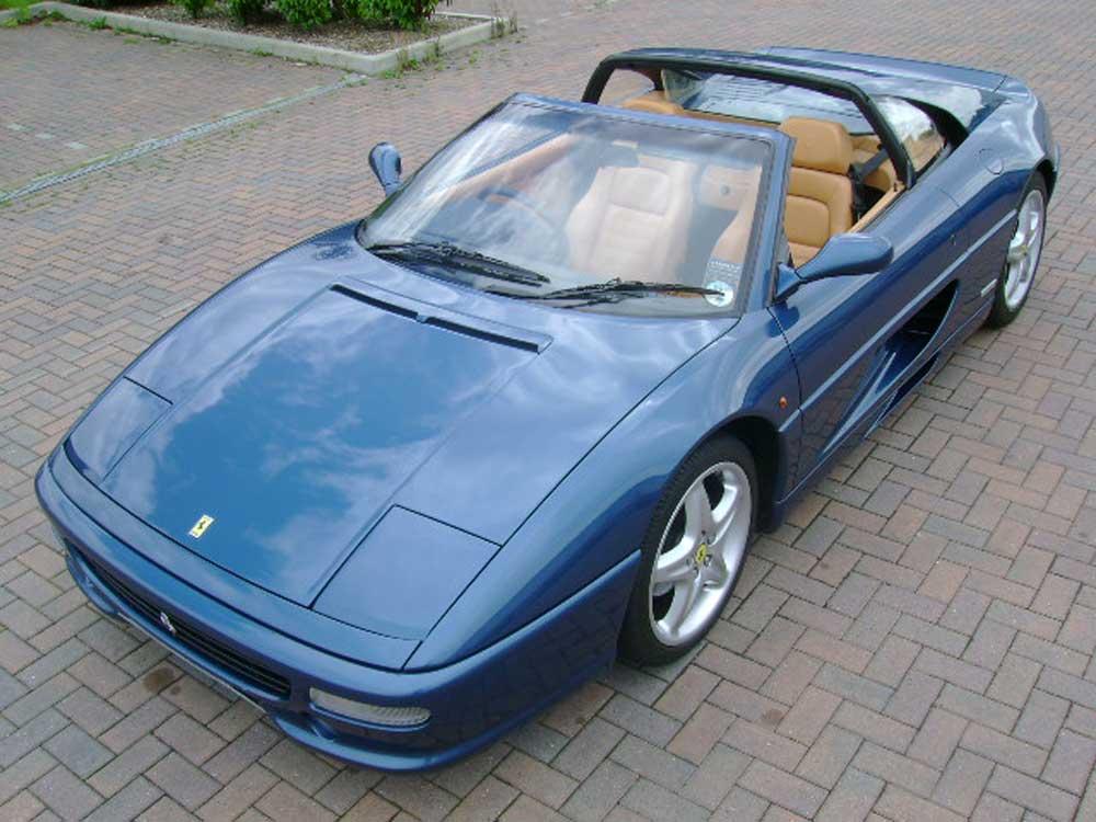 1996 Ferrari 355 GTS -12,200 miles