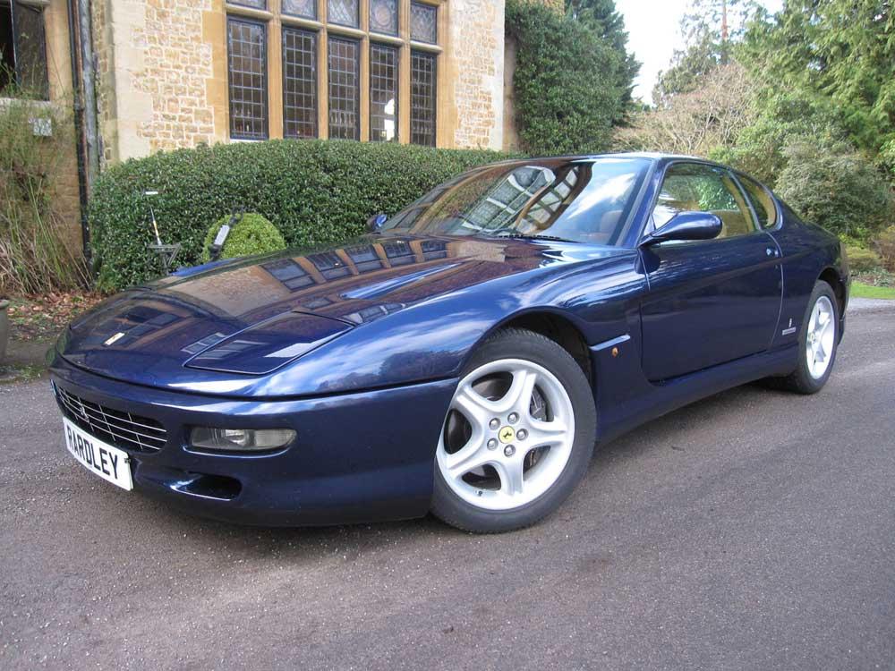SOLD-1994 Ferrari 456 GT