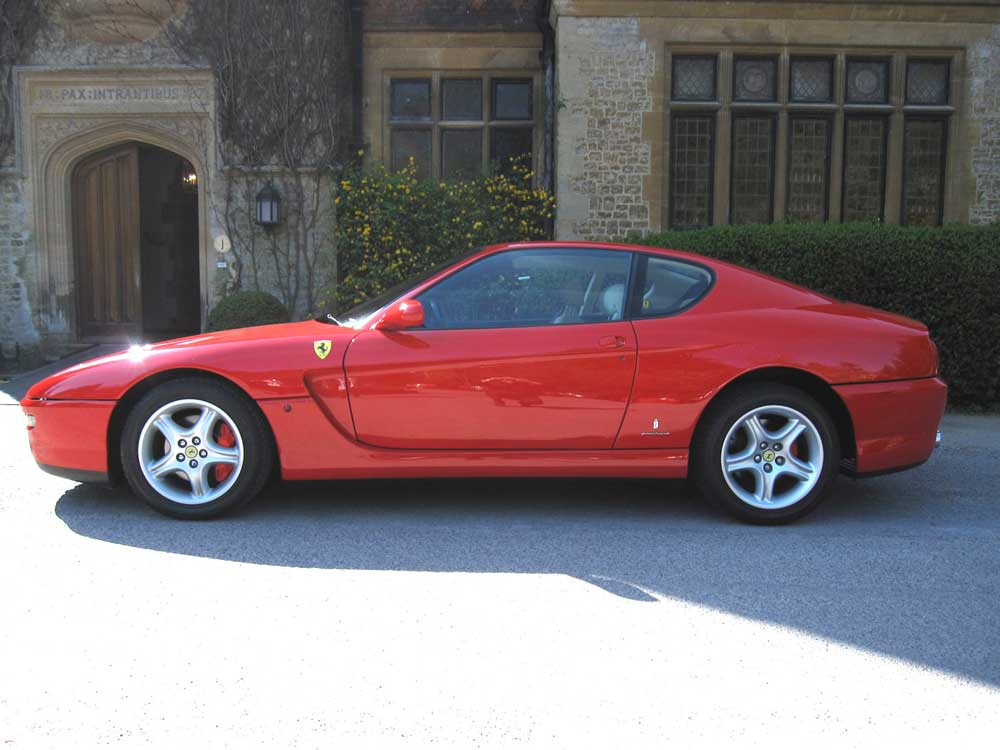 Ferrari 456 GT's