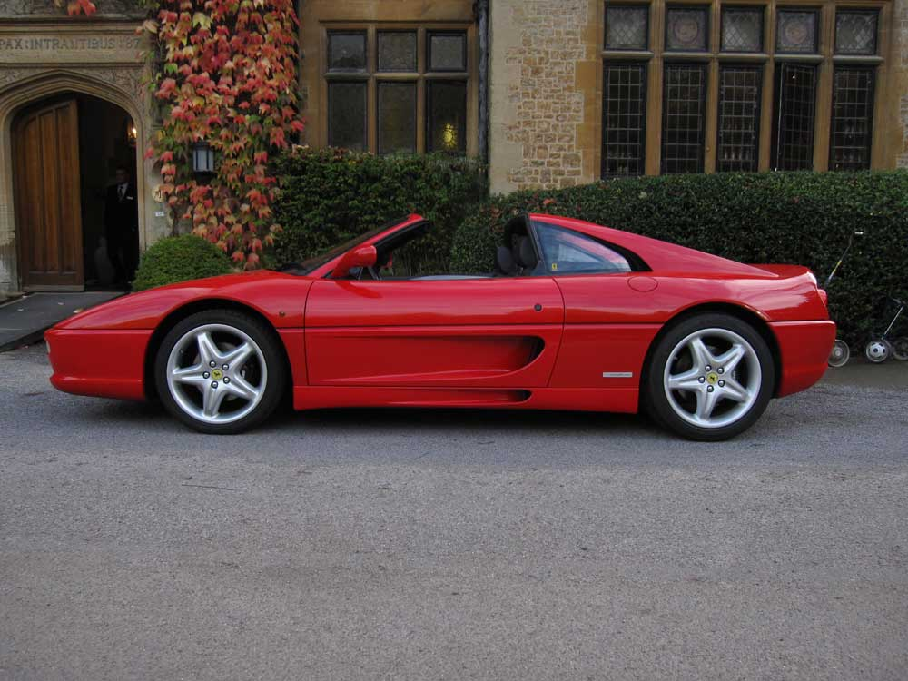 SOLD-ANOTHER REQUIRED 1995 Ferrari 355 GTS