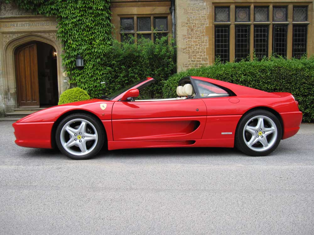 Sold SOLD ANOTHER REQUIRED Ferrari 355 GTS