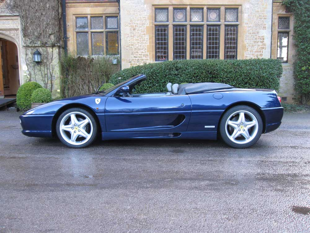 SOLD- ANOTHER REQUIRED 1996 Ferrari 355 Spider