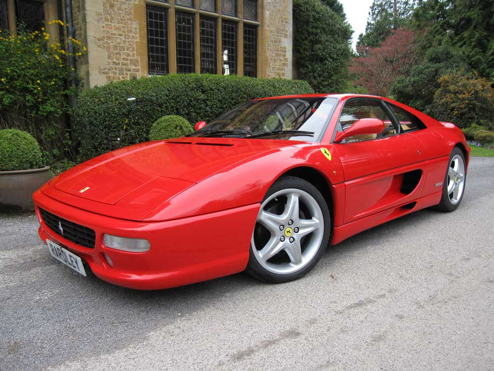 Sold- Another required 1997 Ferrari 355 Berlinetta six speed manual