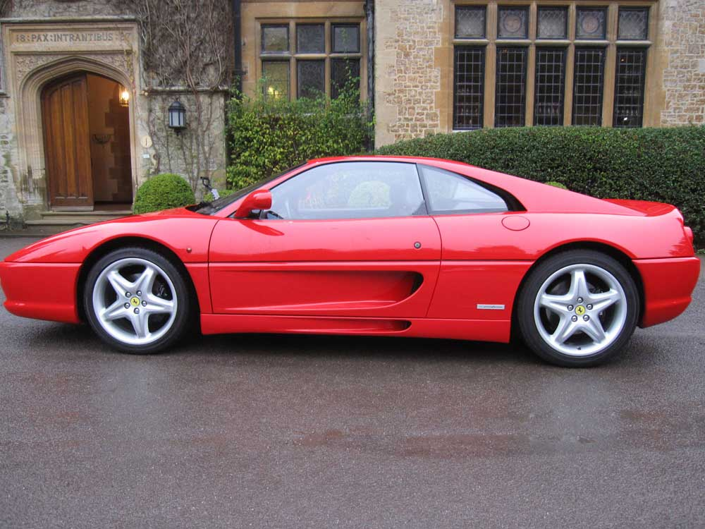 1997 Ferrari 355 Berlinetta six speed manual SOLD-ANOTHER REQUIRED