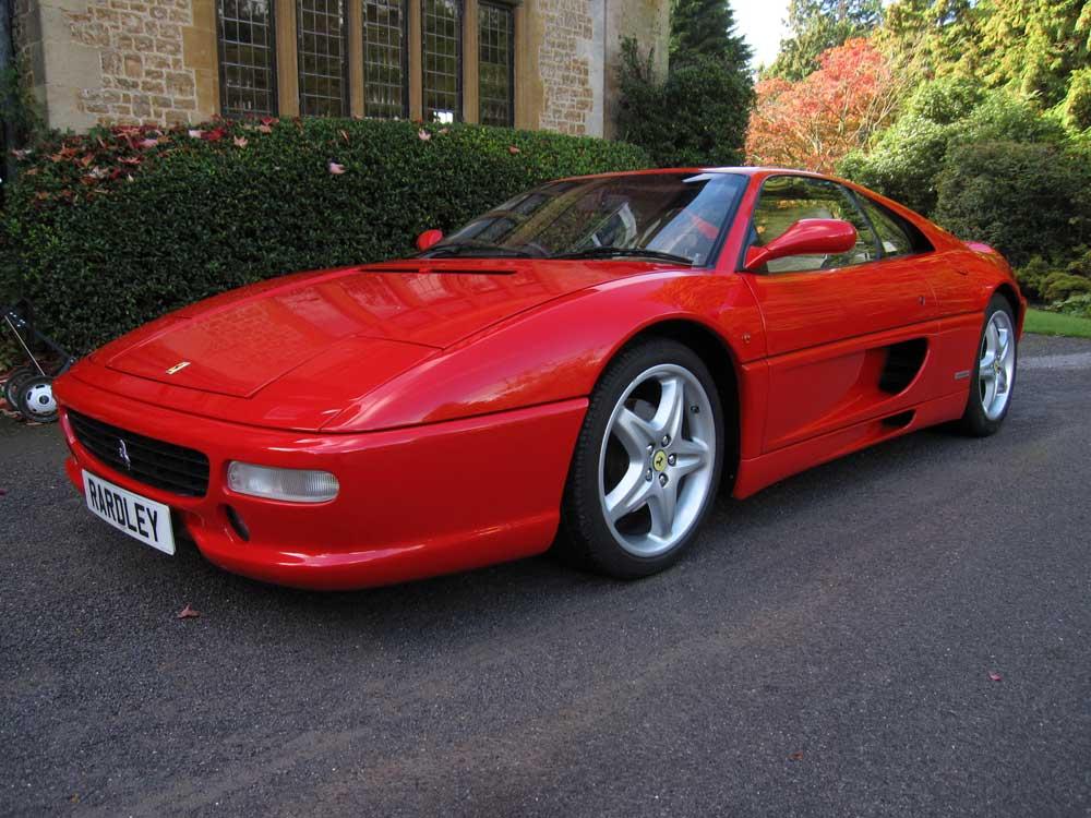 1998 Ferrrari 355 Berlinetta