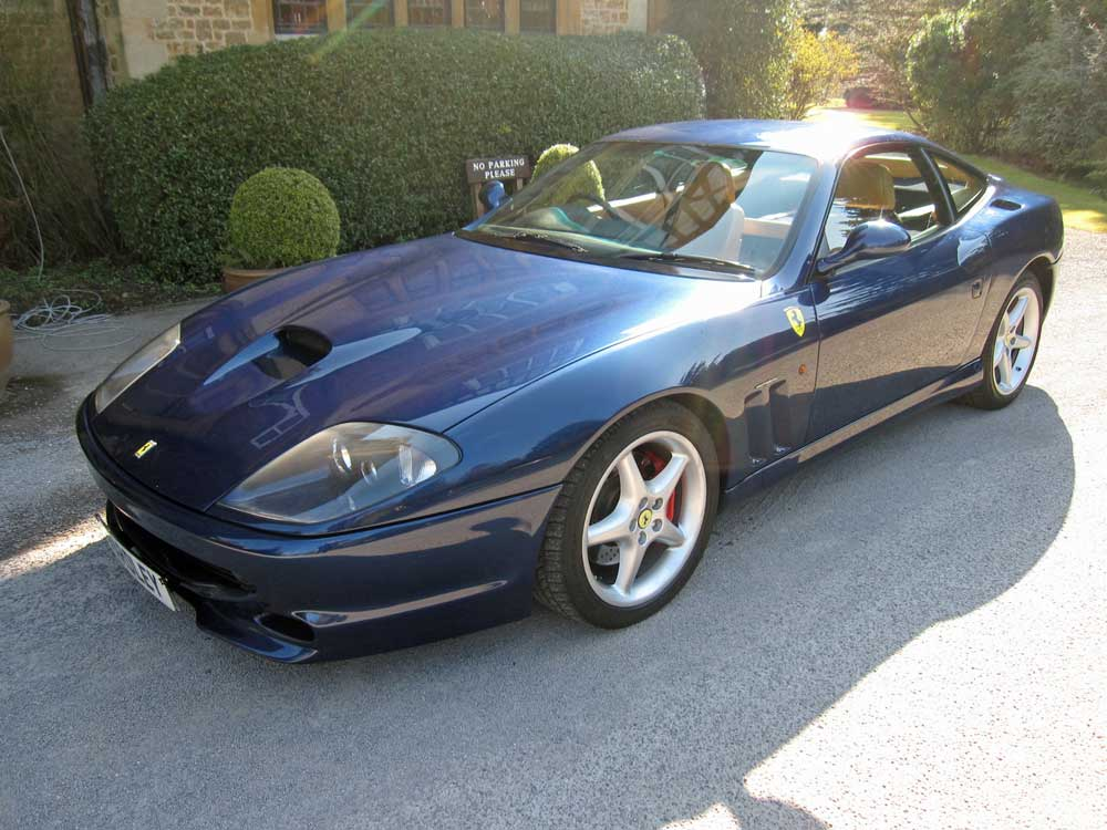 SOLD ANOTHER URGENTLY REQUIRED-1998 Ferrari 550 Maranello-SOLD ANOTHER REQUIRED