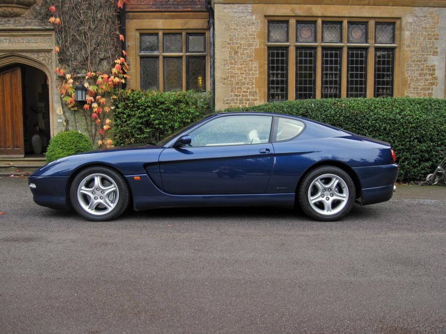 SOLD-ANOTHER REQUIRED 1999 Ferrari 456 M GTA