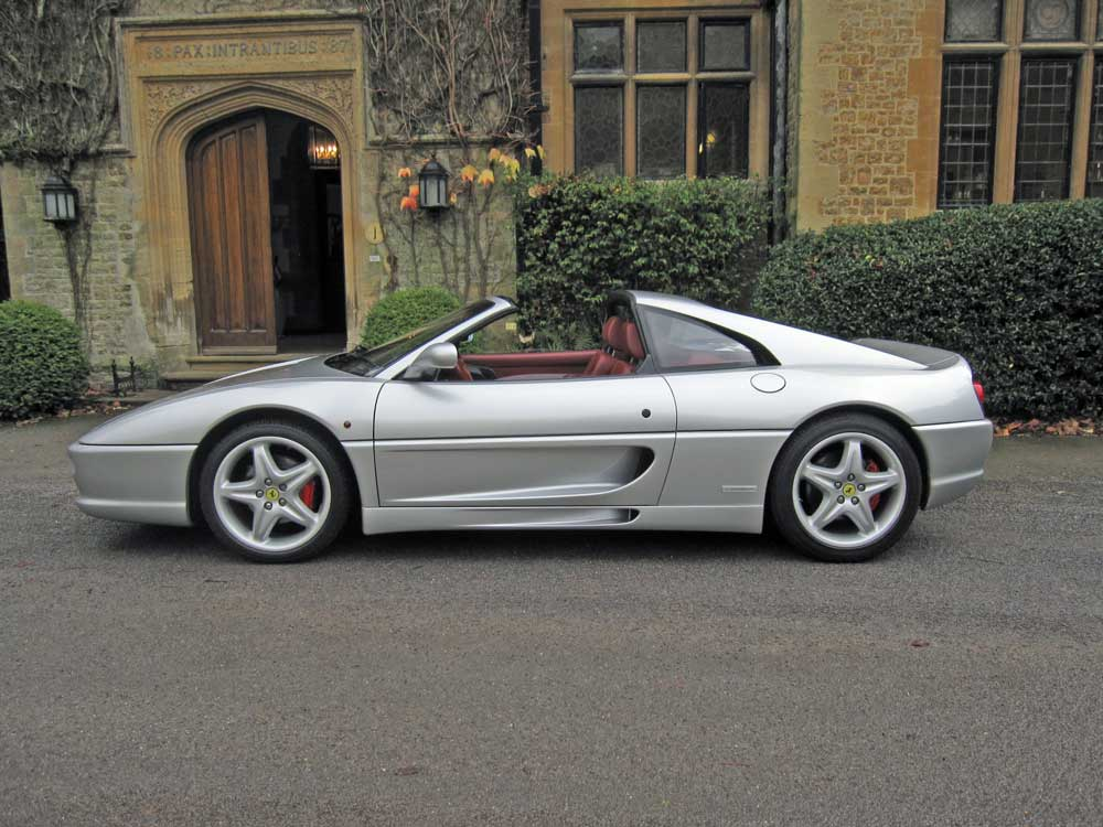 SOLD ANOTHER REQUIRED 1998 Ferrari 355 GTS F1