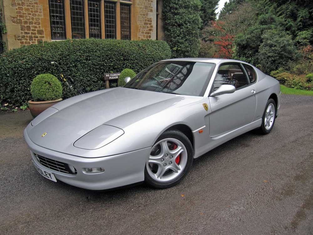2000 Ferrari 456 Modificato GT Automatic