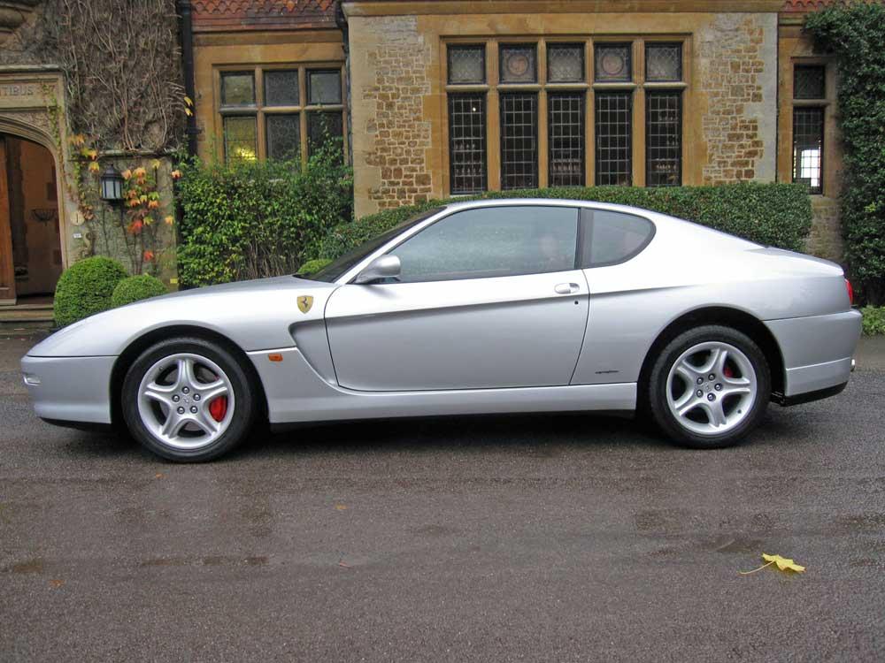 SOLD-ANOTHER REQUIRED 2000 Ferrari 456 Modificato GT Automatic