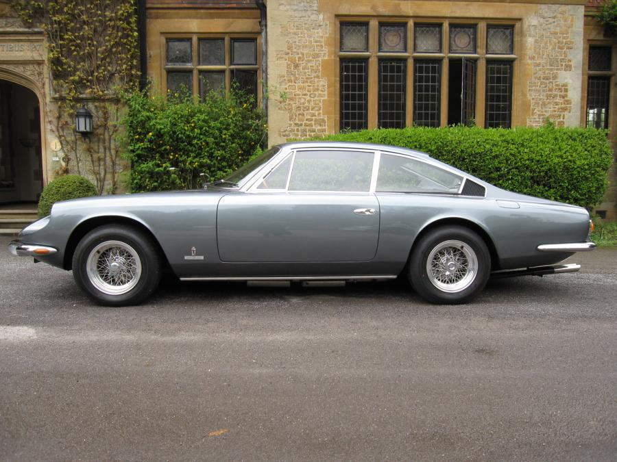 SOLD-Another required 1968 Ferrari 365 GT 2+2
