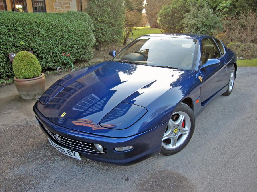 2001 Ferrari 456 M GTautomatic-19,400 miles