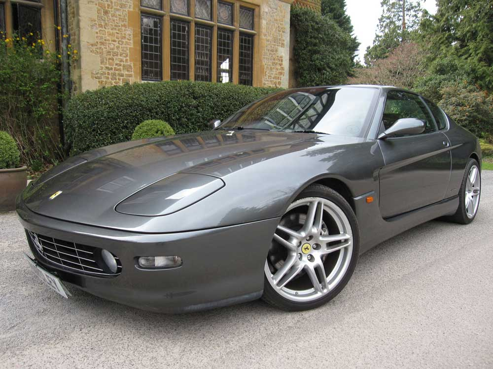 Unique 2004 Ferrari 456 M GTAutomatic