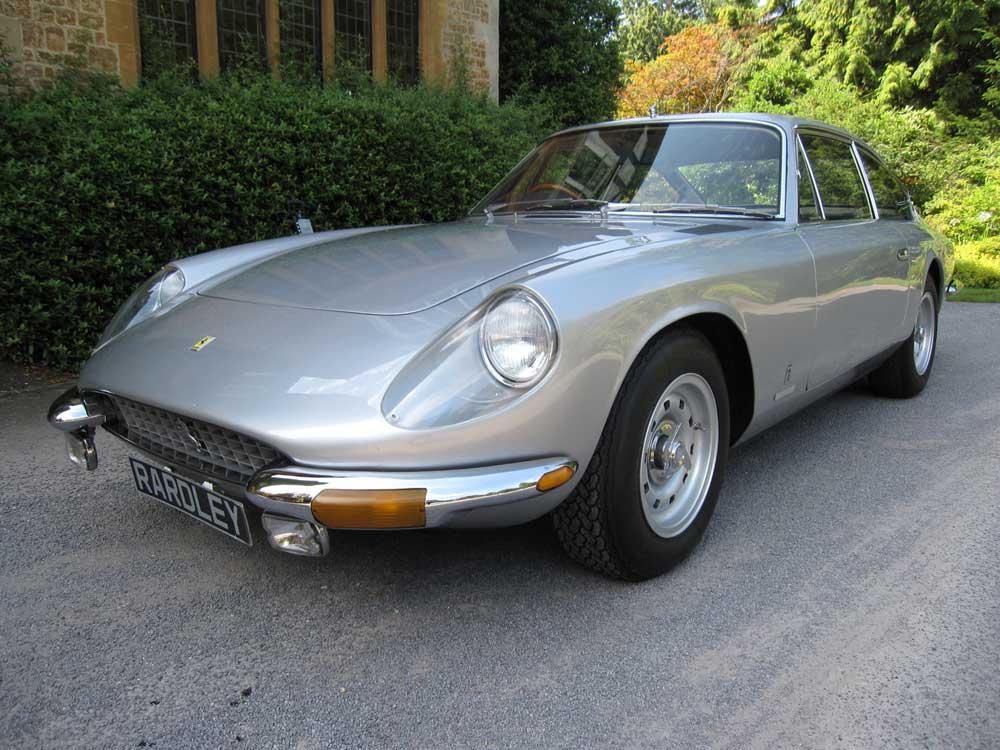 1971 Ferrari 365 GT 2+2