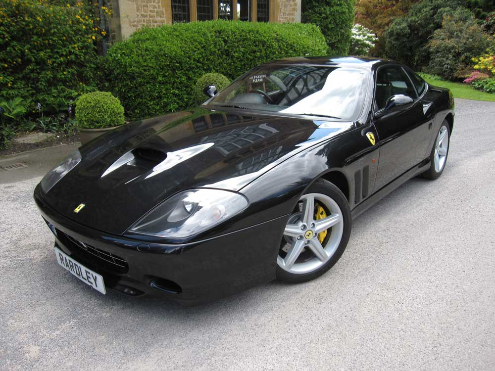 2004 Ferrari 575 F1 arriving shortly