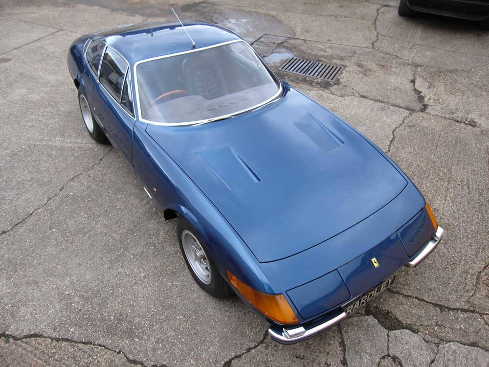 SOLD ANOTHER REQUIRED -1971 Ferrari 365 GTB/4 Daytona