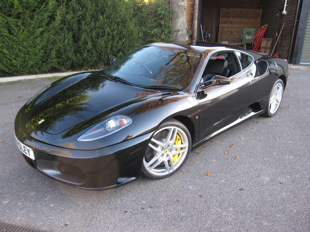 2008 Ferrari 430 F1-12,000 miles