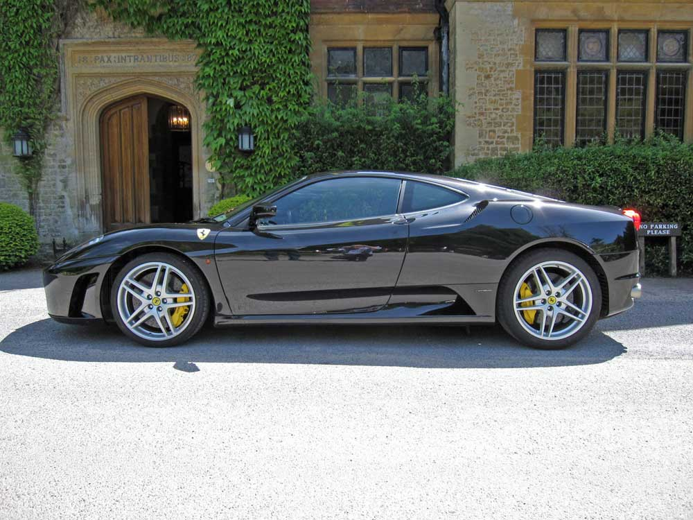 SOLD-ANOTHER REQUIRED Ferrari 430