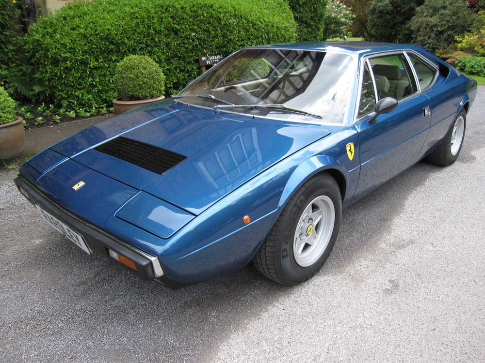 1981 Ferrari 308 GT4-41,000 miles Arriving shortly
