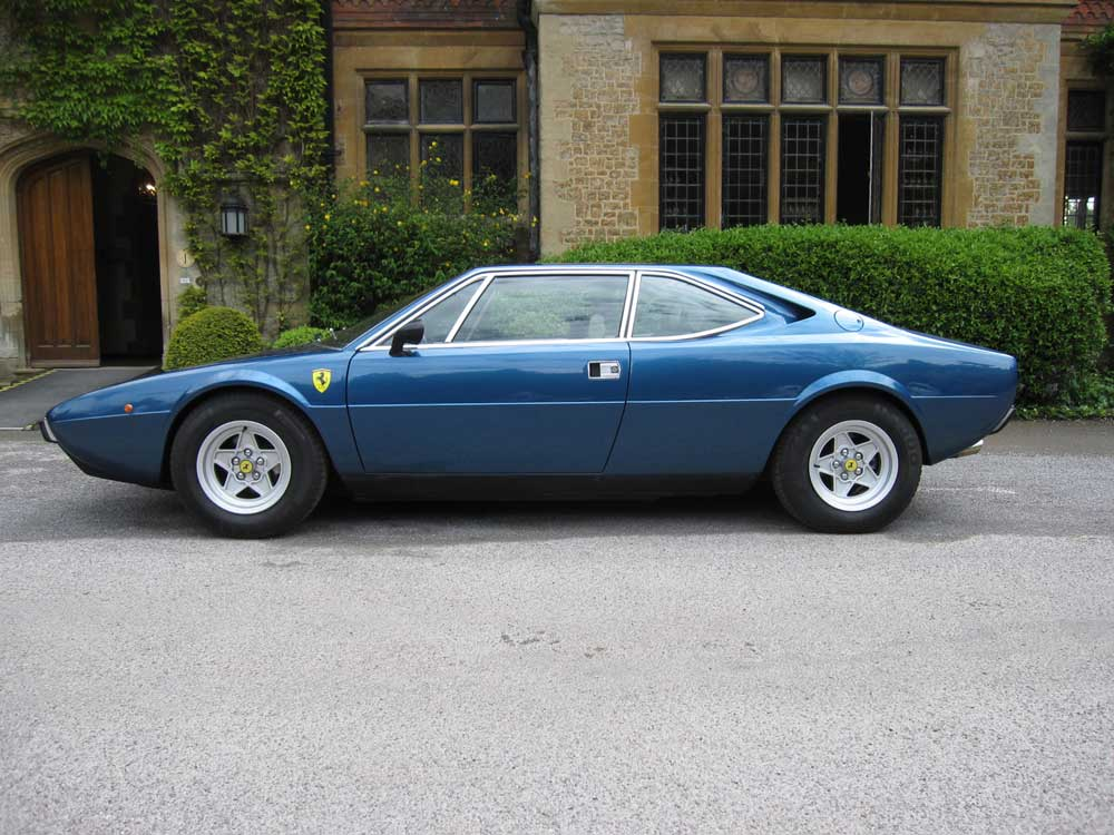 SOLD -ANOTHER REQUIRED. 1981 Ferrari 308 GT4