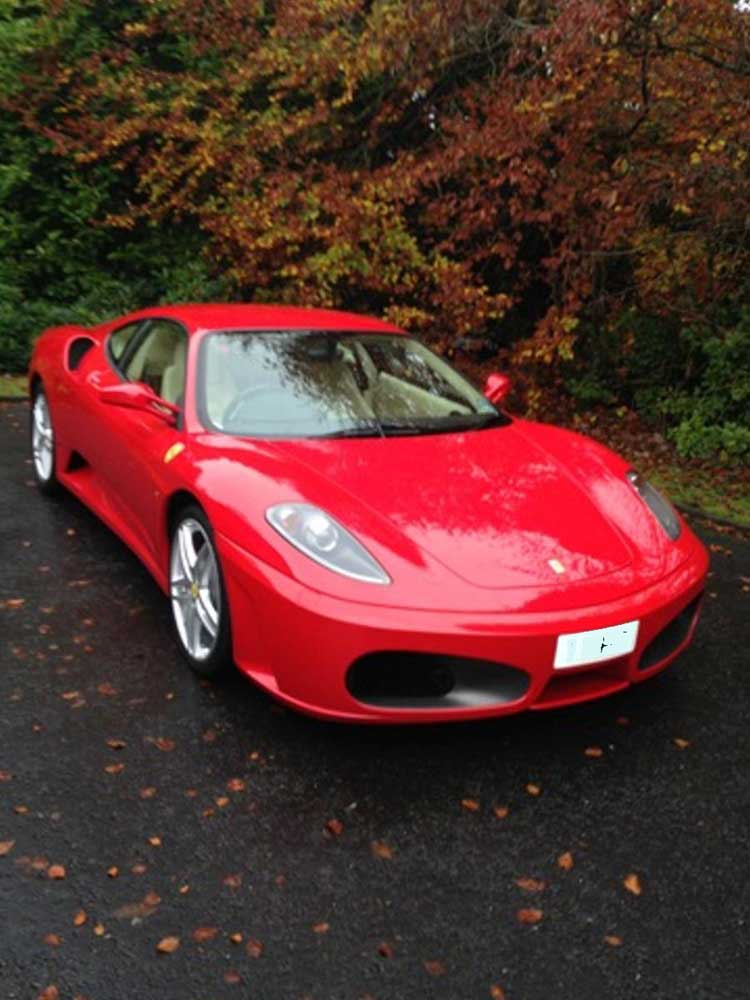 SOLD-ANOTHER REQUIRED 2007 Ferrari F430 F1