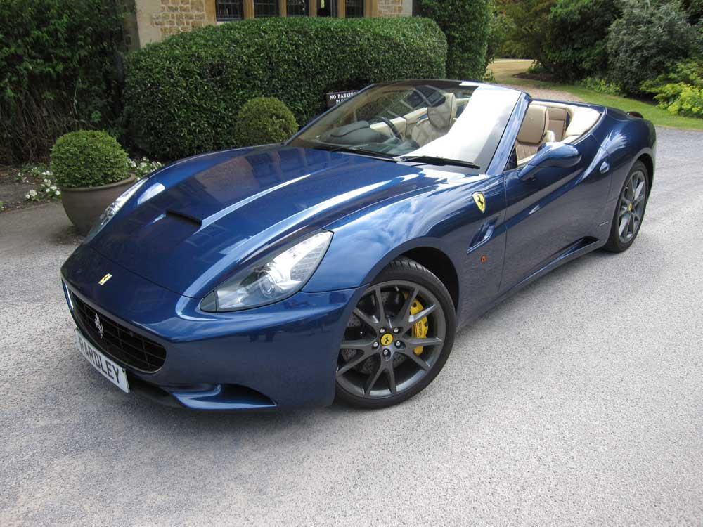 2009 Ferrari California 2+2