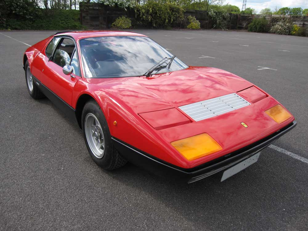 SOLD ANOTHER REQUIRED-1974 Ferrari 365 GT4 BB