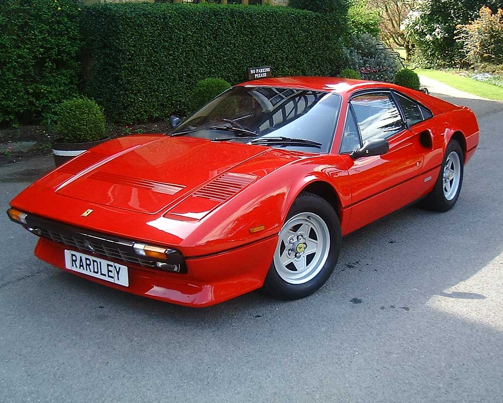 1984 Ferrari 308 GTB QV -Arriving shortly