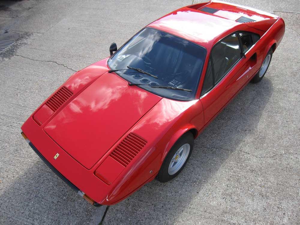 SPOKEN FOR-1976 308 GTB fibreglass -SPOKEN FOR