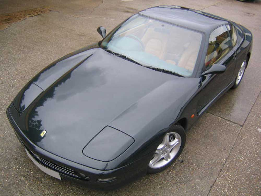 2000 Ferrari 456 M GT  six speed manual
