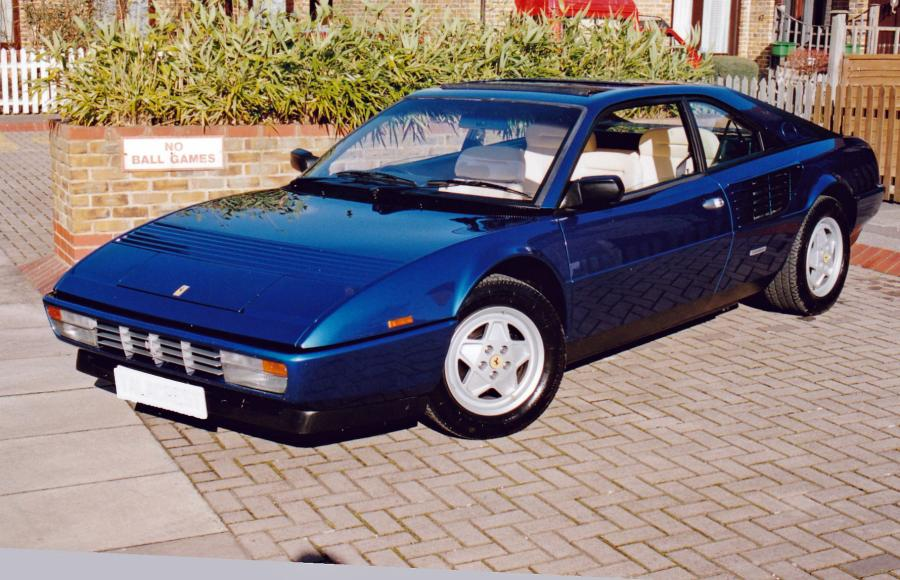 1989 Ferrari Mondial 3.2-One of nine
