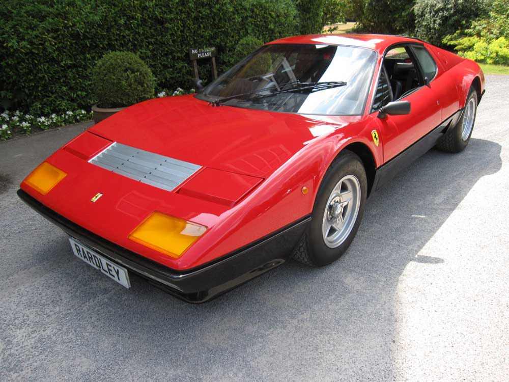 SOLD-ANOTHER REQUIRED1980 Ferrari 512 BB