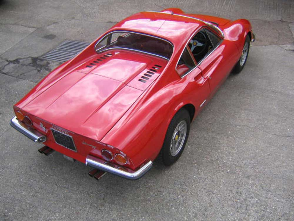 SOLD-ANOTHER REQUIRED Dino Ferrari 246 GT