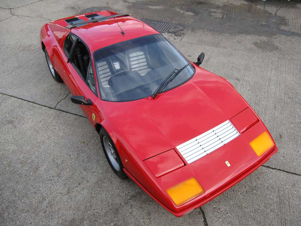 SOLD ANOTHER REQUIRED- 1982 Ferrari 512 BBi
