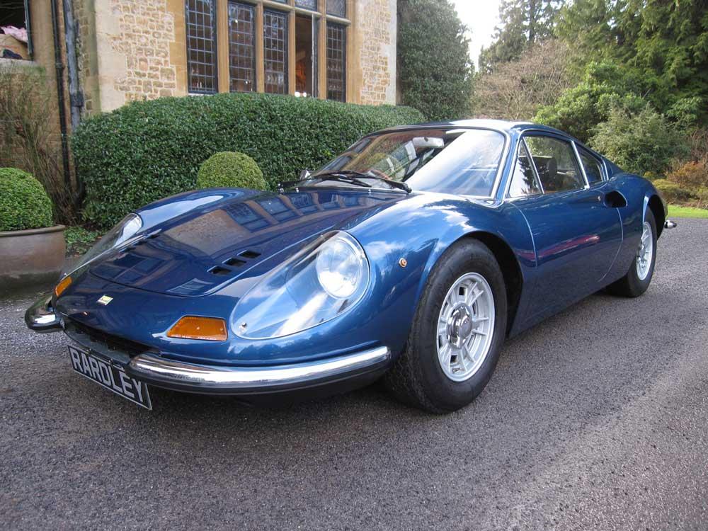 1969 Ferrari 246 GT series one