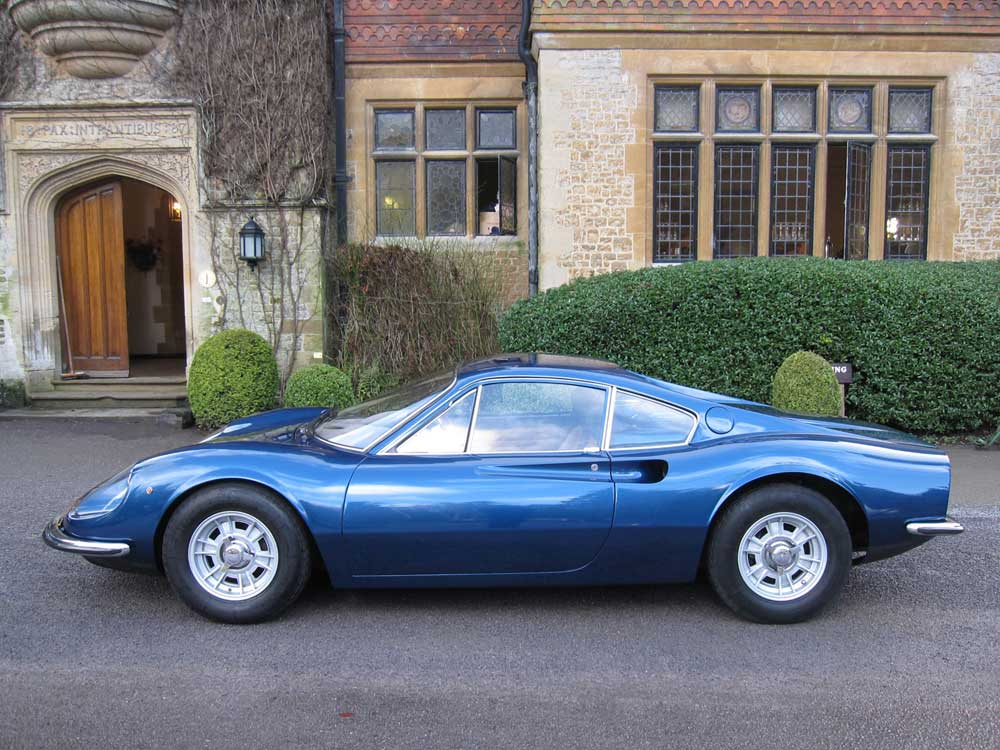We've sold and would like another! 1969 Ferrari 246 GT
