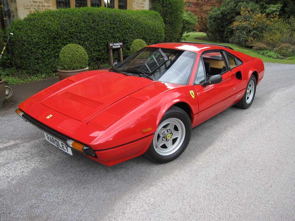 1983 Ferrari 308 GTB QV Left hand drive