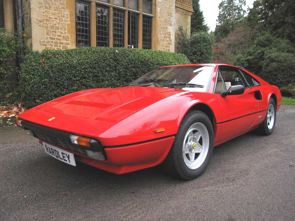 1985 Ferrari 308 GTB QV-One of the 74