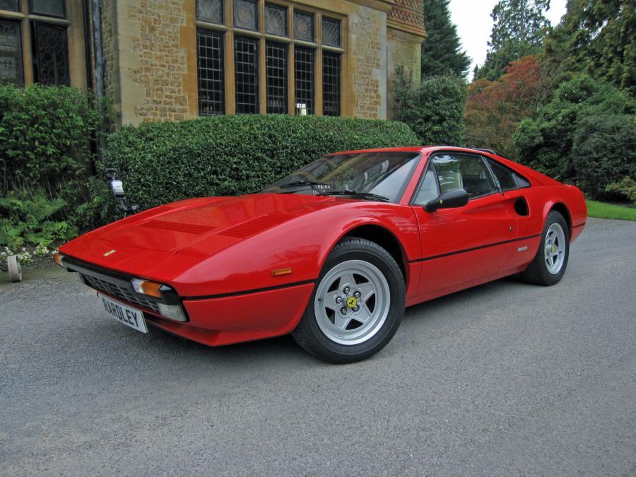 1985 Ferrari 308 GTB QV-One of the 74