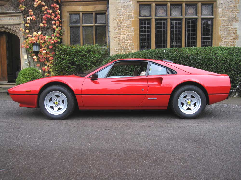 Sold -Another required 308GTB QV