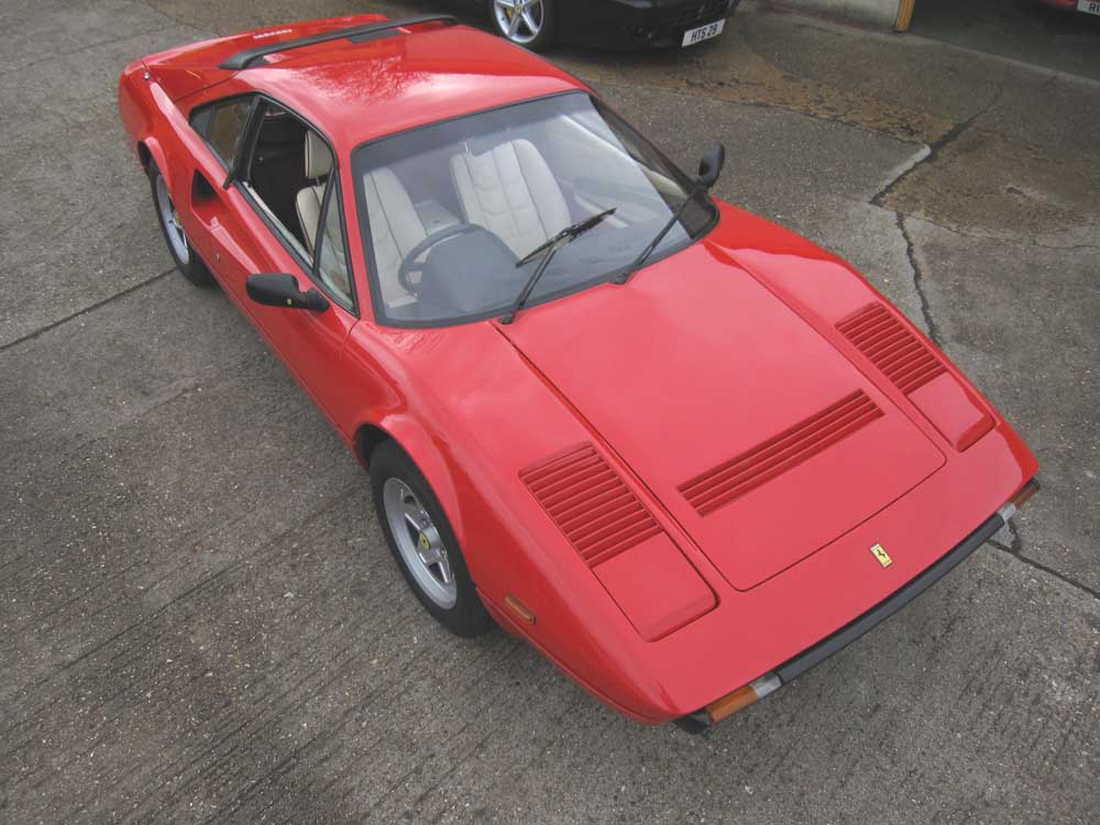 1985 Ferrari 308 GTB QV-Sold another required.