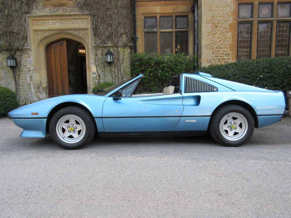 SOLD-ANOTHER REQUIRED 1985 Ferrari 308 GTS QV