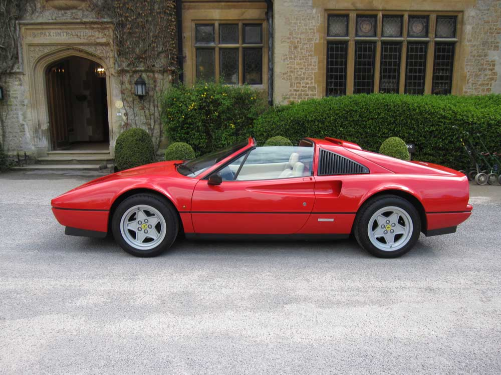 SOLD-ANOTHER REQUIRED 1986 Ferrari 328 GTS