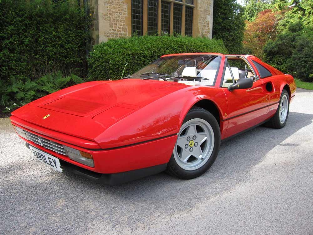 1987 Ferrari 328 GTS -13,000 miles