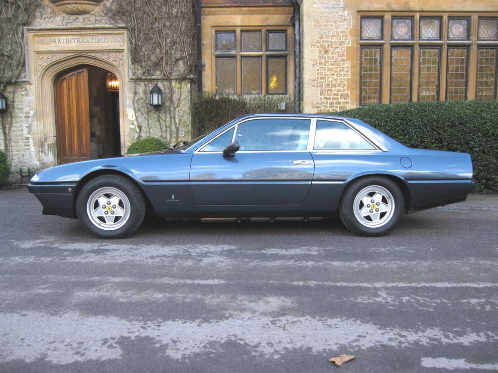 1987 Ferrari 412 GTi Sold-Another required