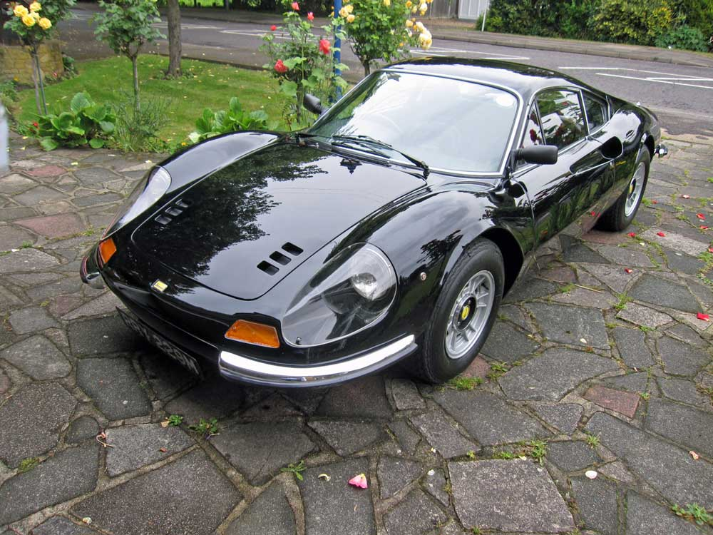 Arriving shortly....1974 246 GT  E-series